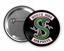Jughead Riverdale Southside Serpents PRZYPINKI PIN